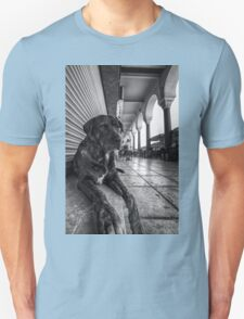 A cute stray dog relaxing T-Shirt
