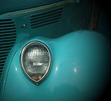 Classic in Turquoise by RockyWalley