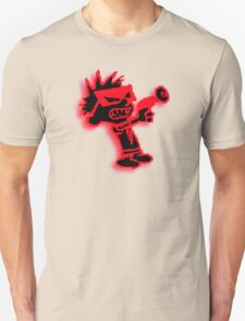 Spaceman Spiff - Red and Black Unisex T-Shirt