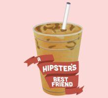 A Hipster's Best Friend One Piece - Short Sleeve