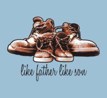 like father like son One Piece - Short Sleeve
