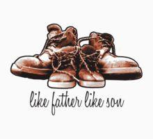 like father like son Kids Clothes