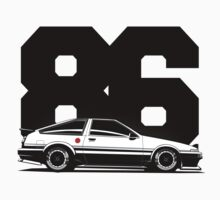 Driver Apparel - AE86 Kids Clothes