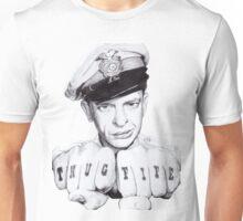 Barney Fife meets Thug Life Unisex T-Shirt