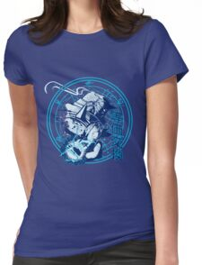 Equivalent Exchange Womens Fitted T-Shirt