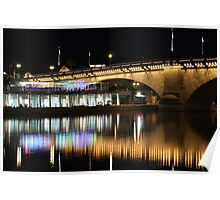 Havasu At Night Poster