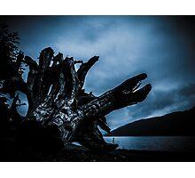 Lake Ghost Photographic Print