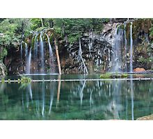 Hanging Lake Photographic Print
