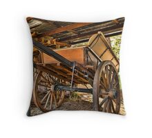 Wagon Wheels...... Throw Pillow