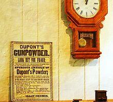 Regulating Gunpowder by Gayle Dolinger