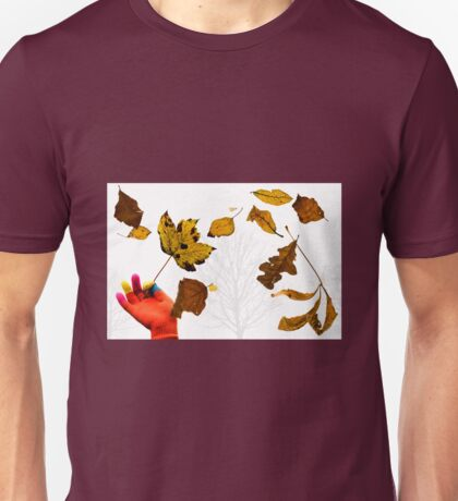 Autumn Magic Unisex T-Shirt