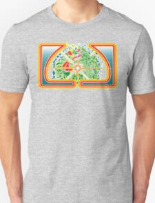 Classic Centipede Woodcut Unisex T-Shirt