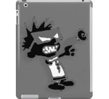 Spaceman Spiff - Black and Grey iPad Case/Skin