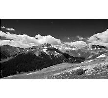 Independence Pass #2 Photographic Print