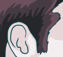Fox Mulder 2 Sticker