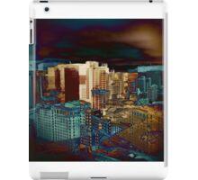 3615 Urban iPad Case/Skin