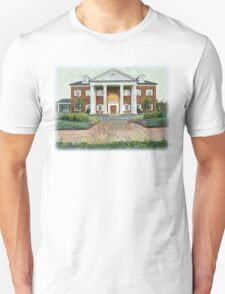 Colonial Revival Style T-Shirt