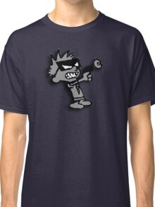Spaceman Spiff - Greyscale Classic T-Shirt