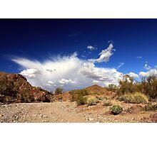 Arizona Clouds Photographic Print