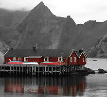 Hamnoy, Lofoten Islands by C1oud
