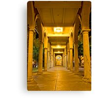 Adelaide Arches Canvas Print