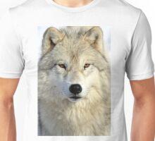 Crimson stare Unisex T-Shirt