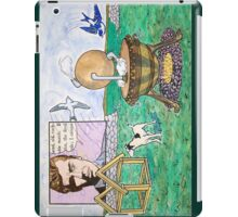 Nature And Artifice iPad Case/Skin