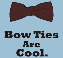 Bow Ties Adjusted T-Shirt