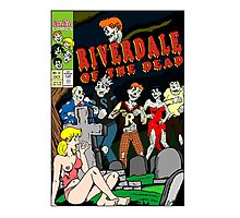 River Dale of the Dead Photographic Print