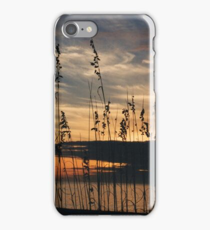 Sunset on Clearwater Beach iPhone Case/Skin
