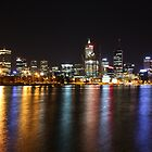 Perth by Night - 11th June 2010 by Stephen Horton