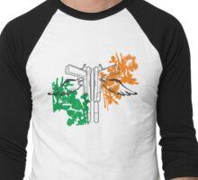 Sainty guns Men's Baseball ¾ T-Shirt