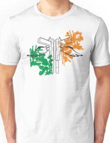 Sainty guns Unisex T-Shirt