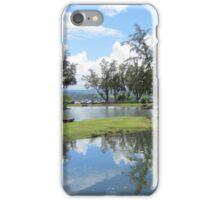 Japanese Garden Pond iPhone Case/Skin