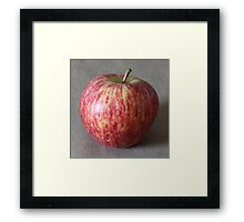 Apple 03 Framed Print