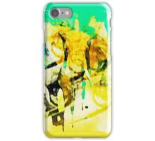 Elephant Ink iPhone Case/Skin