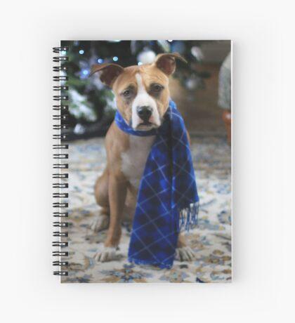 Holiday Warmth Spiral Notebook