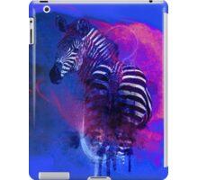 Zebra Ink iPad Case/Skin