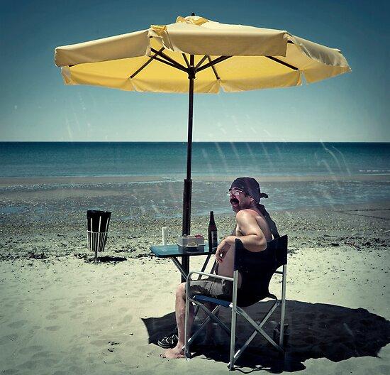Private beachparty... by Farfarm
