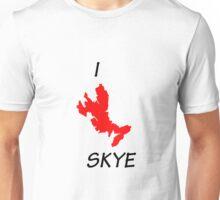 I love Skye Unisex T-Shirt