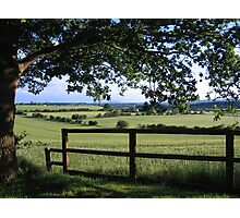 Framed Countryside Photographic Print