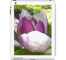 adorable flower iPad Case/Skin