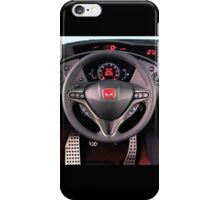 Honda power iPhone Case/Skin