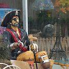 A Pirate In The Rain by Danceintherain