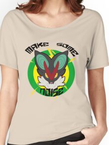 Make Some Noise Noivern Women's Relaxed Fit T-Shirt