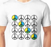 Ban the Bomb Peace T-Shirt Unisex T-Shirt