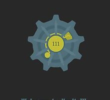 Vault 111 by Hitninja