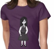 Mary Reaper Womens Fitted T-Shirt