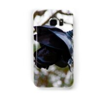 The Black Rose - Lithgow History Avenue Samsung Galaxy Case/Skin