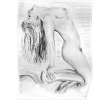 Erotic Sculpture Poster